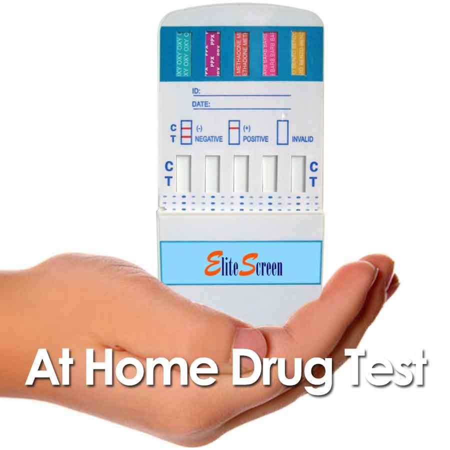 At Home Drug Test >> At Home Drug Test Kit For 10 Drugs Ten Panel Instant Drug Test